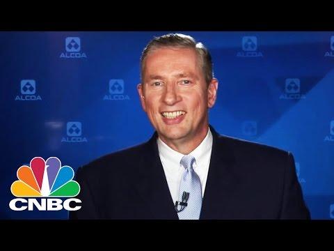 Alcoa CEO Klaus Kleinfeld: Long-Term Growth Ahead? | Mad Money | CNBC