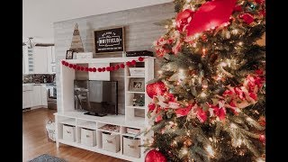 CHRISTMAS HOME DECOR TOUR 2018 | Summer Whitfield
