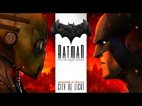 BATMAN Telltale Episode 5 Trailer Teaser Unmasked  Season Finale  Poster