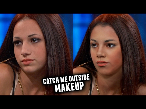 Thumbnail: CATCH ME OUTSIDE HOW BOUT THAT Girl Makeup Tutorial (Danielle Bregoli)