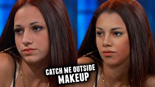 CATCH ME OUTSIDE HOW BOUT THAT Girl Makeup Tutorial (Danielle Bregoli)