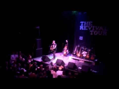 The Revival Tour - Dave Hause (First Solo Full Performance in Denver, Colorado) [HD]