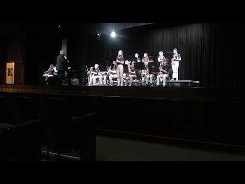Klondike Middle School - Jazz Band