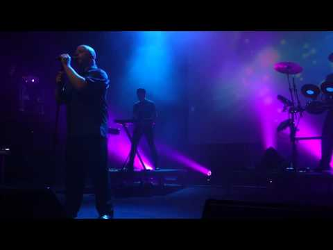 VNV NATION - Illusion (Live @ Fuzz Club, 8-1-2016 Athens-Greece).