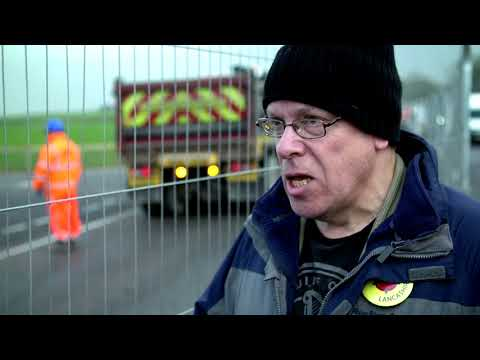 Friends of the Earth - Anti Fracking Campaign