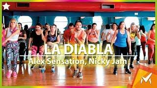 La diabla - Alex Sensation, Nicky Jam - Marcos Aier