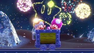 Captain Toad: Treasure Tracker - Final Boss + New Ending (Switch)