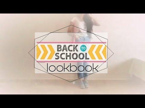 ملابس الجامعة و المدرسة /back to school lookbook 2017