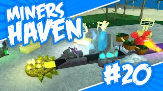 Miners Haven #20 - BEST UPGRADES (Roblox Miners Haven)