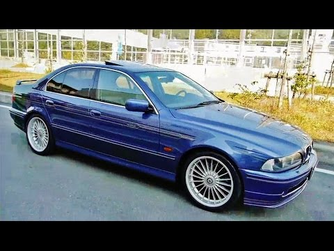 bmw alpina b10 4 6 v8 e39 quick look youtube. Black Bedroom Furniture Sets. Home Design Ideas