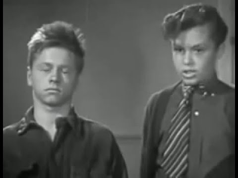 Hoosier Schoolboy Mickey Rooney, Anne Nagal, Frank Shields FREE MOVIE !!