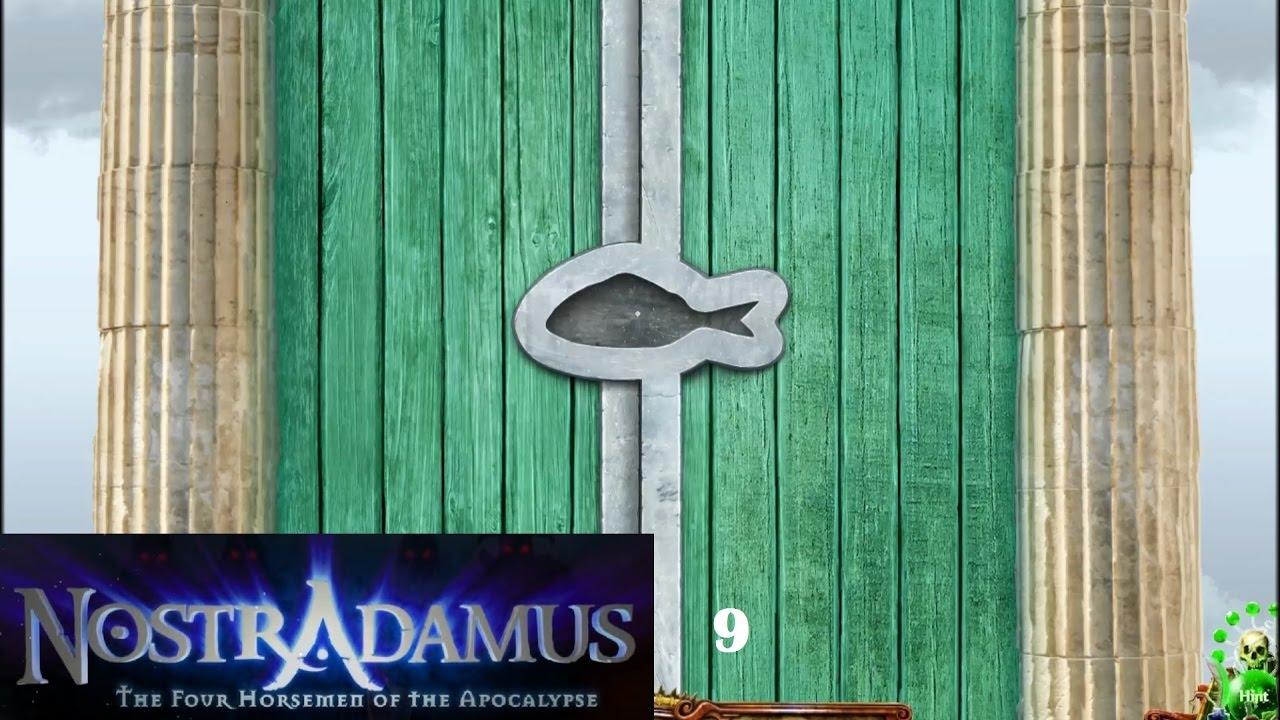 Nostradamus: The Four Horseman of the Apocalypse 9 - Portals to Death