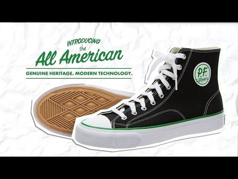 Introducing the PF Flyers All American