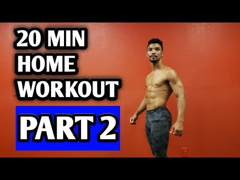 Download 7 Minute No Gym Total Body Beast Home Workout Part 1 Total