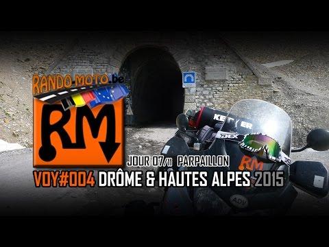 VOY#004 DRÔME & HAUTES ALPES 2015 J07