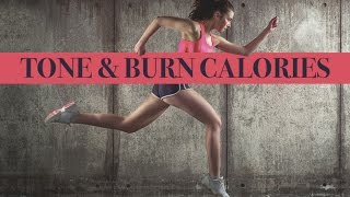 5 Most INTENSE Leg Exercises (TONE & BURN CALORIES!!)