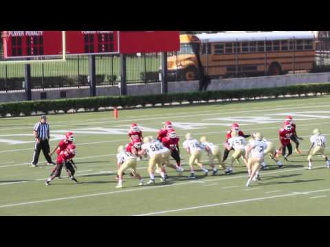 TwinSportsTV: Woodward Academy vs. Wesleyan School Highlight Game