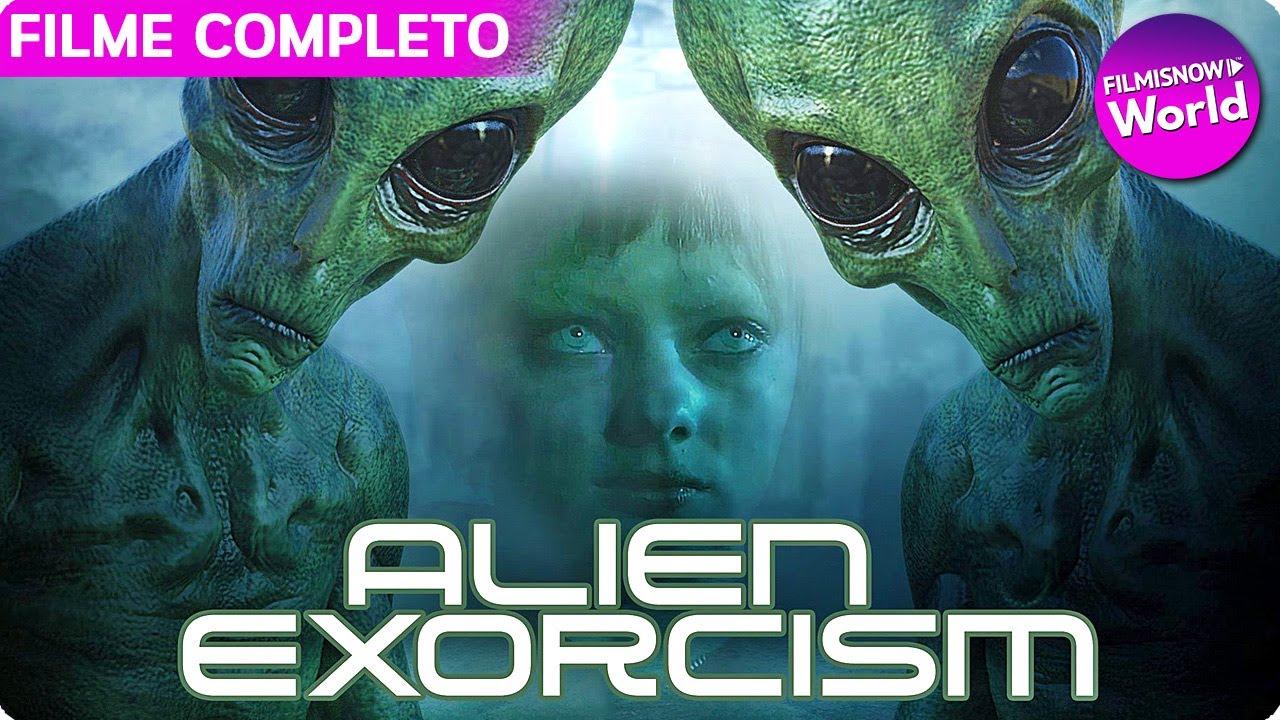 Download ALIEN EXORCISM (2011) | FILME COMPLETO | FILMES DE FICÇÃO CIENTÍFICA SUSPENSE