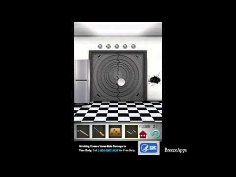 100 Floors Level 27 Walkthrough (100 Floors Solution Floor 27 Iphone, Ipad)