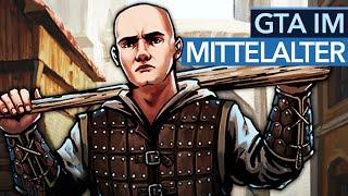 GTA im Mittelalter: Rustler ist herrlich bescheuert