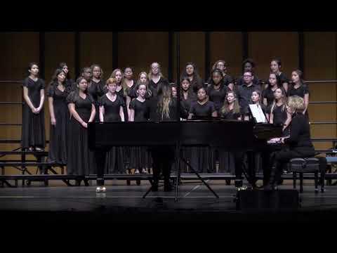 Stripling MIddle School Choir UIL Performance 2018