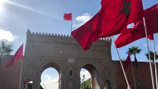 Morocco Rabat Africa Part 1 🇲🇦