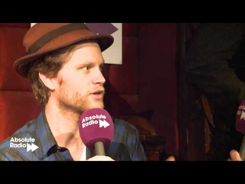 Lumineers interview at Hard Rock Cafe on Absolute Radio