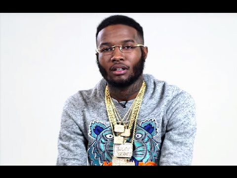 Shy Glizzy Speaks About His Chain Being Snatched!