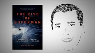 Peak performance state: THE RISE OF SUPERMAN by Steven Kotler
