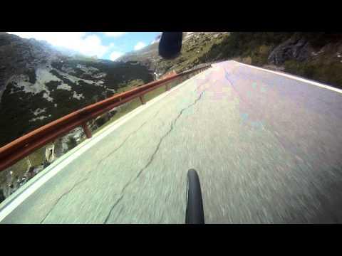 WBCC - Descending the Stelvio Pass Italy 2013