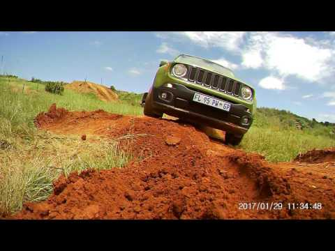 Renegade Rick - Hobby Park - Jeep Renegade 170hp 1.4 Turbo 9 Speed Automatic 4x4