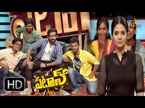 Patas | 13th October 2016 | Full Episode 269 | ETV Plus