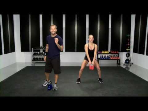Bob Harper Inside Out Method   Kettlebell Cardio Shred