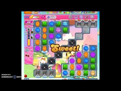 Candy Crush Level 2196 help w/audio tips, hints, tricks