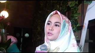 ANTARANEWS - Strategi Anisa Rahma di Bulan Ramadhan