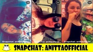 Baixar SNAPS da Anitta - SNAPCHAT DOS FAMOSOS #11