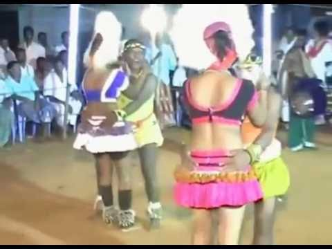 Karakattam Kuravan Kurathi very hot midnight dance part21