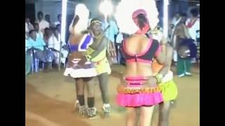 Karakattam Kuravan Kurathi very hot midnight dance part21