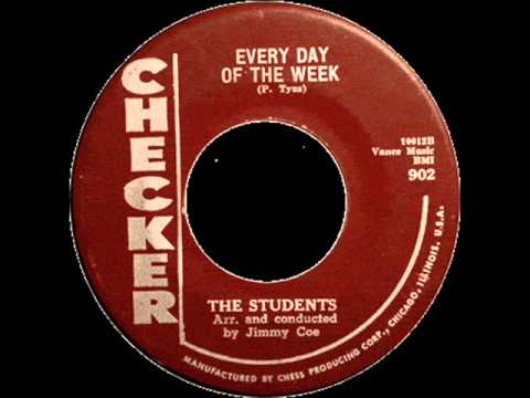 STUDENTS - EVERY DAY OF THE WEEK