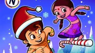 chota bheem cartoon-Rennen-bw-chhutki bheem kalia hindi..gameplay-Spiele für Kinder
