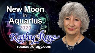 New Moon in Aquarius 2020