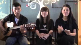 Hoang mang- sáng tác: Võ Hoài Phúc cover by Xuân An, Nu nu, guitarist: Tri Tâm tại coffee take away