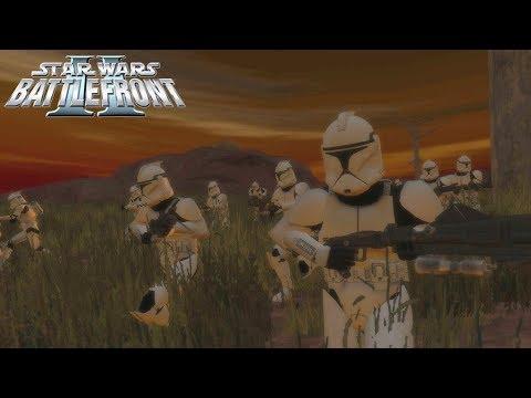 Star Wars Battlefront 2 Mod | Dathomir thumbnail