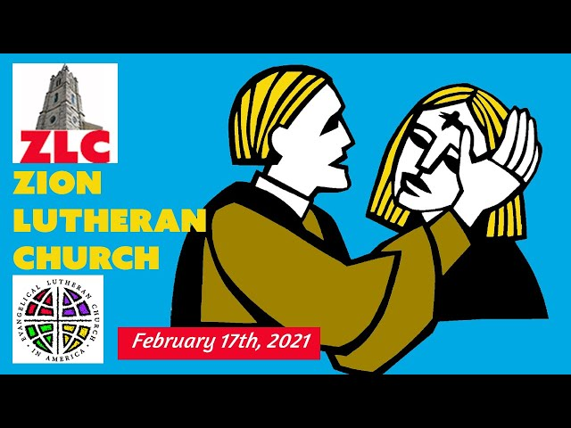 Service - 20210217 - Ash Wednesday - Readings and Music
