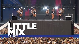 Little Mix - 'Salute' (Live At The Summertime Ball) MP3