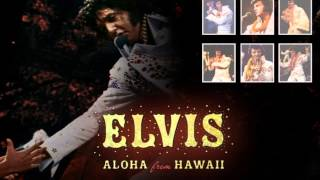 """Aloha from Hawaii Via Satellite"" Elvis Presley (Opening Concert January 14 Version 1973) HD"