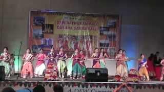 Omkaram, Mukunda, Gandipeta Gandi Maisamma at 8th DFW Bathukamma Dasara Sambaraalu
