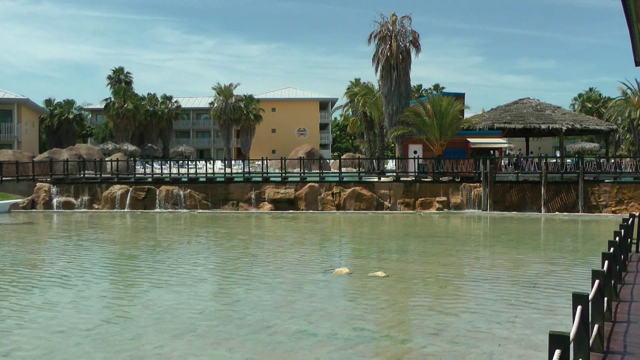 PortAventura World Hotel Caribe YouTube - Hotel caraibes port aventura