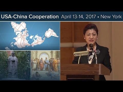 Ms. Meifang Zhang, Deputy Consul General, the Consulate General of the People's Republic of China