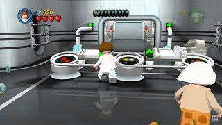 Lego Star Wars II: The Original Trilogy PSP Gameplay HD